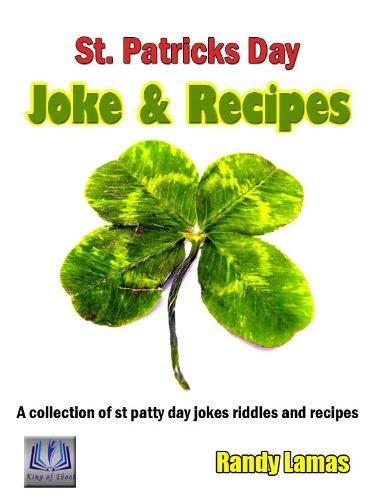 Saint Patricks Jokes & Recettes (French Edition)