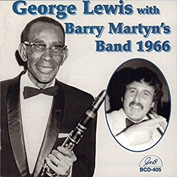 George Lewis with Barry Martyn's Band 1966