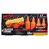 NERF Alpha Strike Cobra RC-6 Targeting Set, 17 Pieces Set Includes 1 Toy Blaster, 4 Half-Targets and 12 Official Elite Darts, for Kids, Teens, Adults