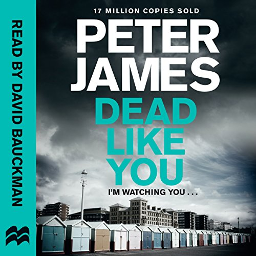 Dead Like You audiobook cover art