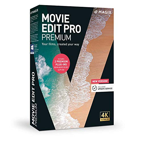 MAGIX Movie Edit Pro 2020 Premium - Your...