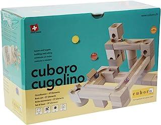 キュボロ クゴリーノ Cuboro Cugolino CUBORO おもちゃ 玩具 知育 積み木 プレゼント 木のおもちゃ 女の子 男の子 知育玩具 クリスマス 入学祝 誕生日 並行輸入品