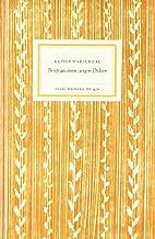 Briefe an einen jungen Dichter von Rilke. Rainer Maria (2007) Gebundene Ausgabe