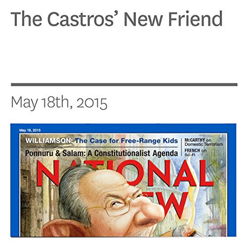 The Castros' New Friend audiobook cover art