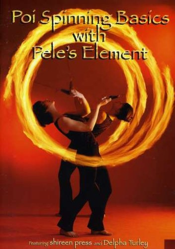 Poi Spinning Basics [Alemania] [DVD]