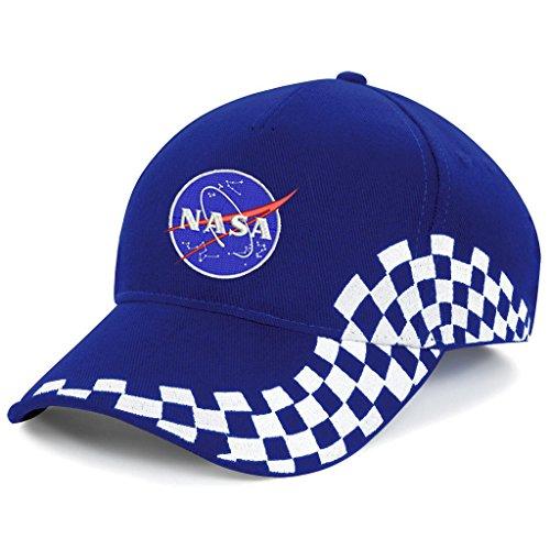 Caprica91 1040VIP NASA Astronaut Apollo - Gorra de béisbol, diseño con logotipo bordado, color azul