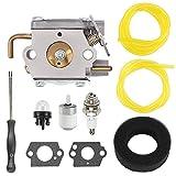 Hilom WT-827 Carburetor Air Fuel Filter Line...