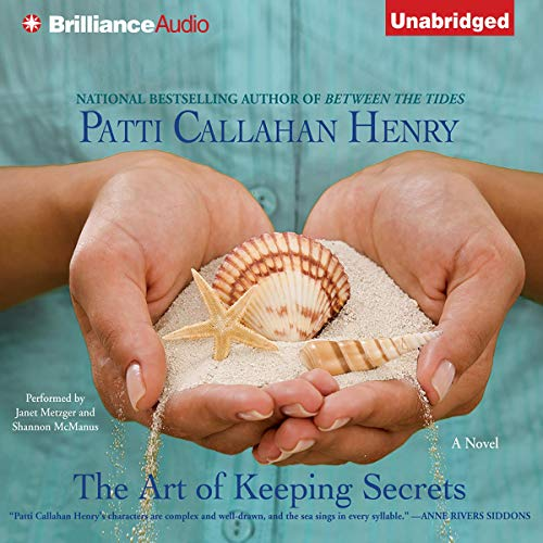 The Art of Keeping Secrets  By  cover art
