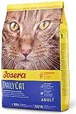JOSERA DailyCat, getreidefreies Katzenfutter mit Geflügel, Kräutern und Früchten, Super Premium Trockenfutter für ausgewachsene Katzen, 1er...
