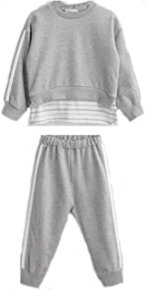 N/X Children's Sport Suits for Autumn Spring Casual Fashion Suit Classical Dress for Girls