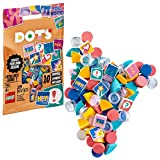 LEGO DOTS Extra DOTS - Series 2 41916 DIY Craft, A Fun Add-on Tile Set for Kids who Like Arts and Crafts and Decorating Jewelry or Room Décor and Printed Tiles, New 2020 (109 Pieces)
