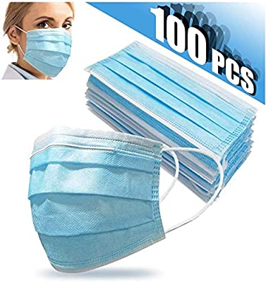 Face Cover Disposable Mouth Cover (100PCS)