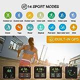 Zoom IMG-2 smartwatch donna umidigi smart watch