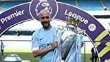 Manchester City F.C – PEP Guardiola – Football Wall
