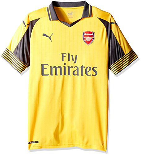 PUMA Mens Arsenal Licensed Replica Jersey 2016-2017, X-Large, Away
