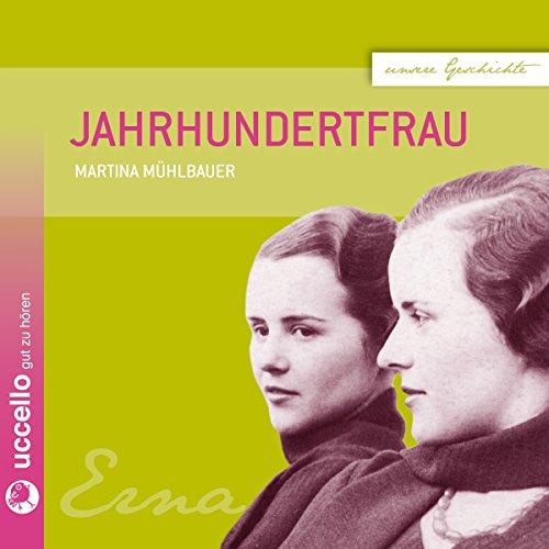Jahrhundertfrau audiobook cover art