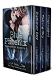 Blue Phoenix: A British Rock Star Romance: Box Set (Books 1 - 3) (Blue Phoenix Box Set Series) (English Edition)