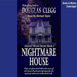 Nightmare House audiobook cover art