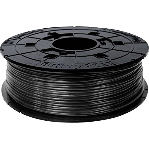 XYZprinting RFPLEXEU02C PLA Tough Filament-NFC, 600 g, Black