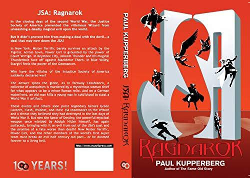 JSA: Ragnarok (English Edition)