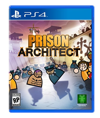 Prison Architect - PlayStation 4