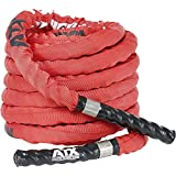 ATX® Nylon Protection Rope/Tau 15 Meter - Red Battle Rope - Schlagseil