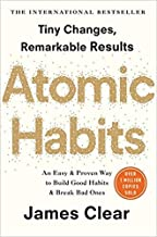 bY James Clear Atomic Habits The life-changing million copy bestseller Paperback - 18 October 2018