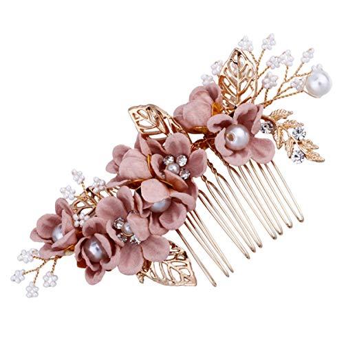 FOMIYES 1 peine para el pelo de boda, accesorios para el cabello,...