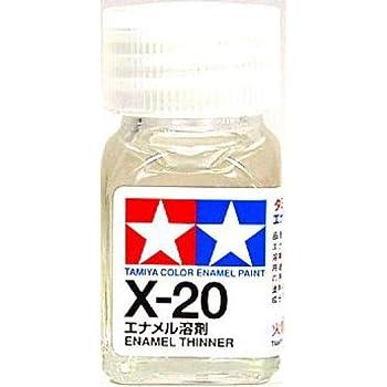 タミヤカラー エナメル X-20 溶剤