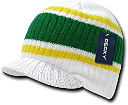 DECKY Stripped College Jeep Cap