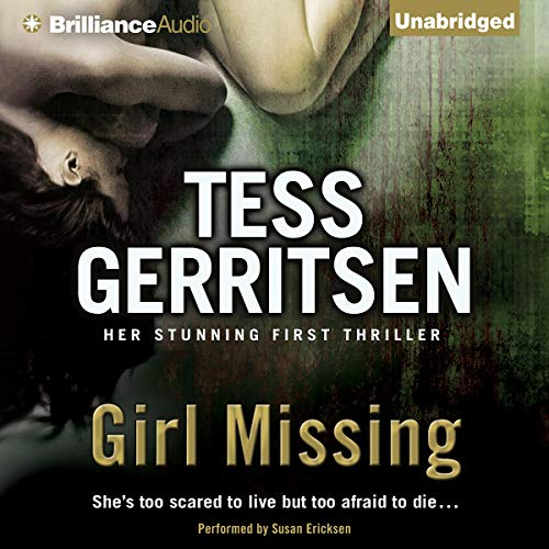 Girl Missing audiobook cover art