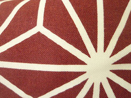 『[武蔵野ユニフォーム]【ポップ足袋 女性向 あさのはエンジ】 柄足袋 《091-asanohaenji》 (23.0)』の4枚目の画像