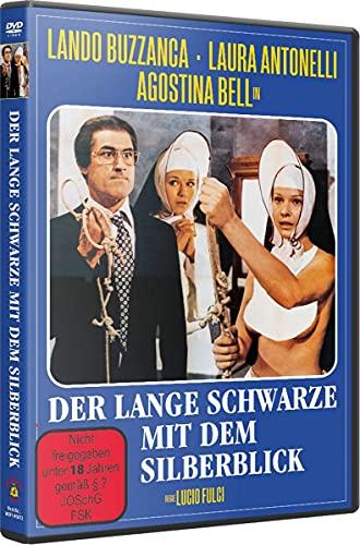 Der lange Schwarze mit dem Silberblick – Cover A [DVD]