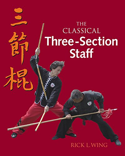 Martial Arts Three-Section Staffs