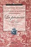 La Promesse - Correspondance 1786-1787