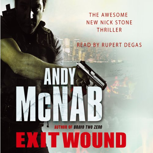Exit Wound audiobook cover art
