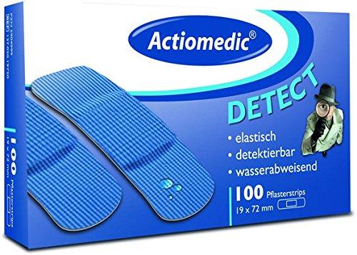Gramm Actiomedic® DETECT Pflasterstrips, wasserabweisend