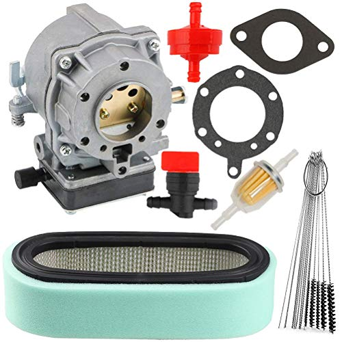 TOPEMAI 693480 Carburetor Compatible with Briggs & Stratton 693479 499306 694026 694056 495181 with 394019S Air Filter 394358S Fuel Filter