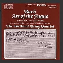 Bach: Art of the Fugue BMV 1080