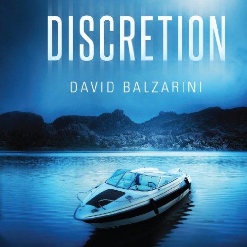 Discretion audiobook cover art