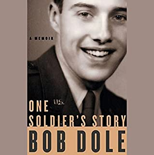 One Soldier's Story audiobook cover art