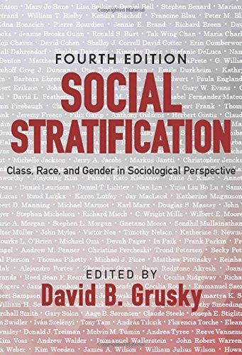 Download Social Stratification: Class, Race, and Gender in Sociological Perspective 0813346711