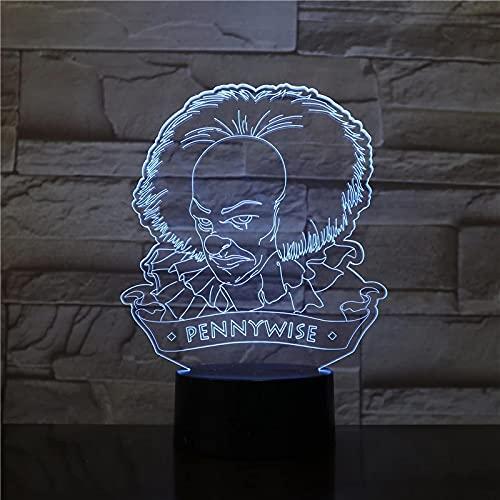 Zanahoria 3D Luce Notturna A Led In Acrilico Lampada Da Scrivania Per Bambini Camera Da Letto Decorativa Luce Notturna Regalo