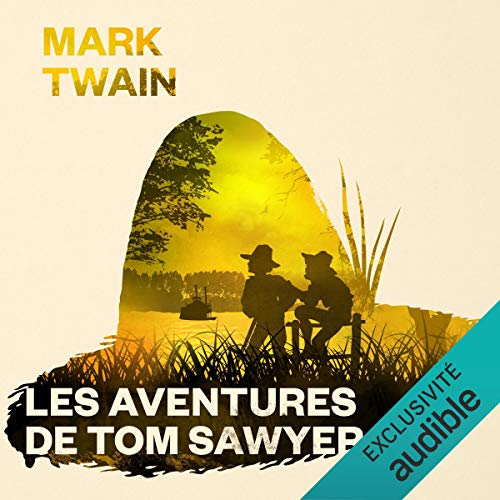 Les aventures de Tom Sawyer audiobook cover art
