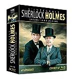 Sherlock Holmes-L'intégrale [Blu-Ray]