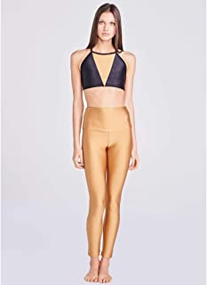 Legging Metalic Gold