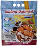 QUAMTRAX INSTANT OATMEAL (2 KG) - CHOCOLATE BISCUIT
