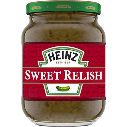 sauce relish carrefour