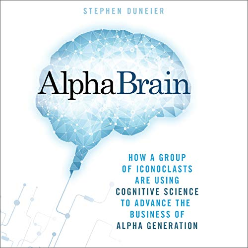 AlphaBrain cover art