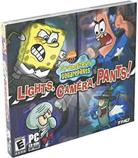 SpongeBob Squarepants - Lights, Camera, Pants!